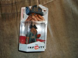 Disney Infinity Davy Jones by godofwarlover