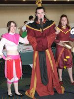 Megacon 09- Fire Lord 2 by Prota-Girl