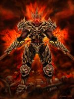 Ares by xcanner