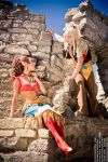 Cutter Elfquest cosplay (2) by AlthairLangley