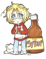APH - SYRUP by ChocolateLlama
