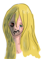 the rotting girl by puppetstringz