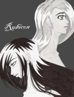 Rubicon Cover page by Jyuami