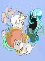 Puppycat backstory by Absolute-artist