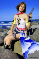 Yuna Gunner final fantasy x-2 Parade wcs 2007 by Yunnale