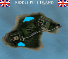 Riddle Pine Island by SageSinRiddle