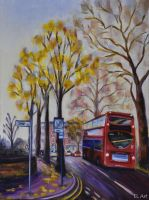 Ealing Broadway by ErynLuin