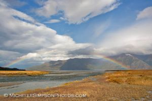 Rainbow of Hope by MSimpsonPhotos