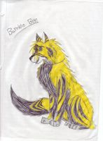 bumble bee by BiTTENwolf