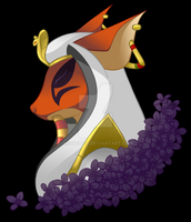 Neopets: King Jazan by Xeohelios
