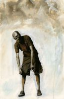 just a zombie by menton3