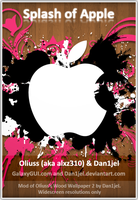 Splash of Apple by Oliuss
