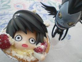 Death Note: Food Fight Part 3 by Bexifer