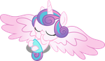 Vector #441 - Flurry Heart by DashieSparkle