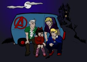 Meddling Avengers by kelly1-watxm