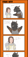 Horned Kitten Week by Archaes8