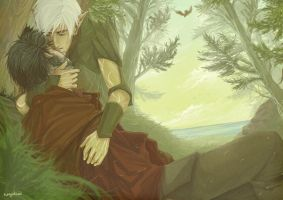 DA Commission by Saenda by Nazgullow
