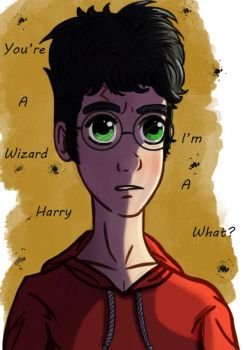 Harry by Fawkes29
