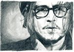 Johnny Depp by TheDimWitt