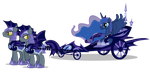 Luna's Chariot by Mixermike622