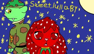 sweet lullaby poster by STITCH62633
