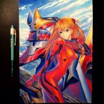 Evangelion by citlalynr
