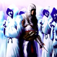 Assassin's Creed's Altair by McJohnArt