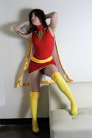 Mary Marvel 3 by Mistress-Zelda