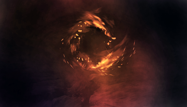 Ring of fire by Redlight91