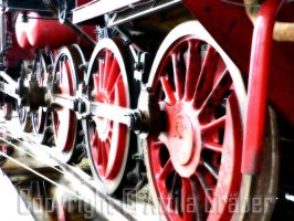 the driving wheels by Attila-G