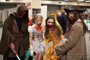 Undead Disney and Jedi by UndeadCosplay