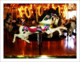 Carousel by RobynPhoto