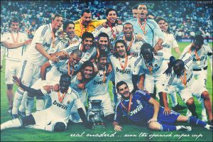 Real Madrid by HassaNl