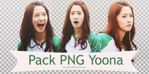[25514] Pack PNG Yoona by zinnyshs
