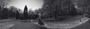 Winter panorama 2 by Dullface