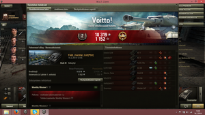 My first High caliber medal by COLT731