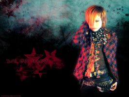 Dir en Grey - Kyo by DigitalPerversion