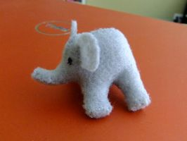 Softie: Elephant by Fiiress