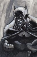 Batman After Jim Lee 7-13-2013 by myconius