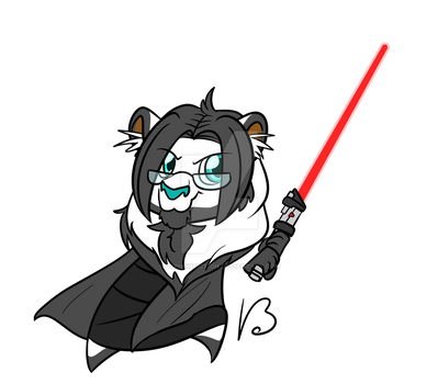 Darth Nubby by CyphonFiction