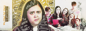 My Mad Fat Diary Cover by CansuAkn