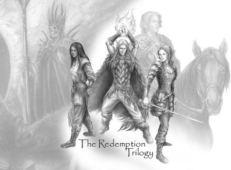 Trilogy for Redemption Series by LinzArcher