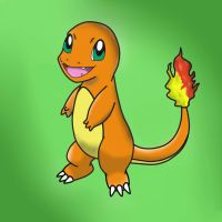 Charmander by Marlous2604