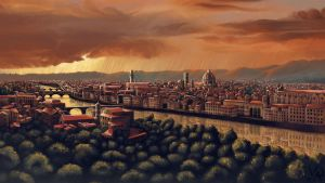The City of Gold by Mantina