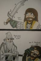 Sassy Thorin by Bloodshedshuriken