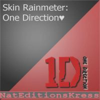 One Direction Skin - Rainmeter. by NatEditionsKress