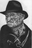 Freddy Krueger by NymphetamineSyndrome