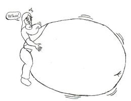 More donuts, huge belly by veender