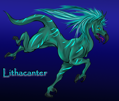 Lithacanter by Phoenix-Cry