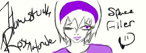 Lights: Rose Lalonde by 2-2minutestomidnight
